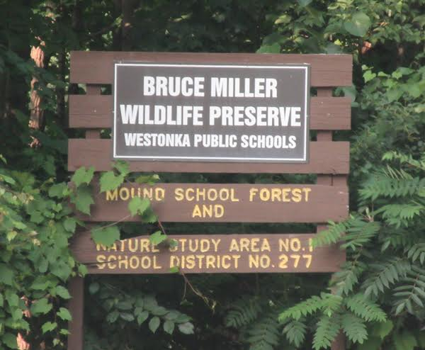 City of Mound, Minnesota Dedicated Wildlife Preserve